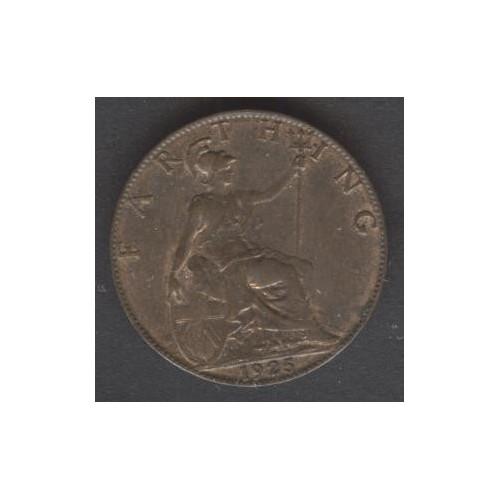 GREAT BRITAIN 1 Farthing 1925