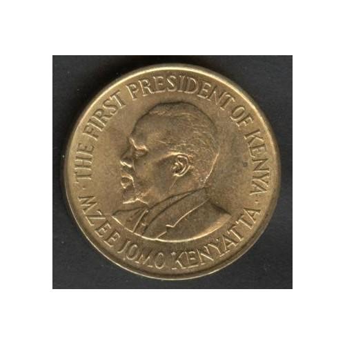 KENYA 5 Cents 1978