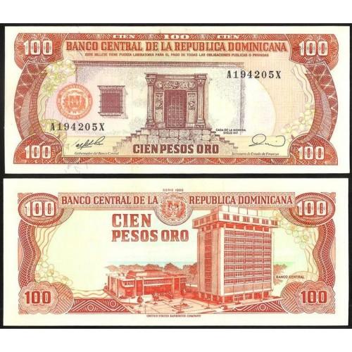 DOMINICAN REPUBLIC 100...