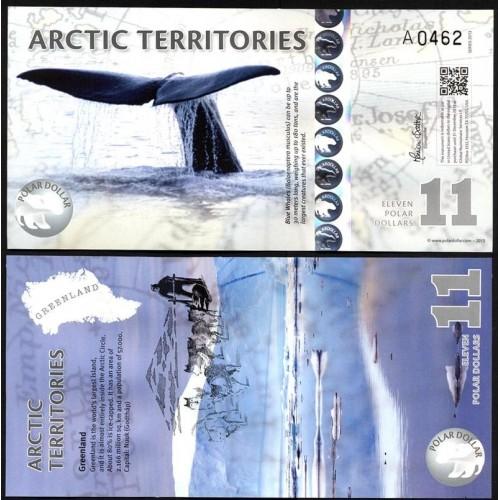 ARCTIC TERRITORIES 11 Polar...