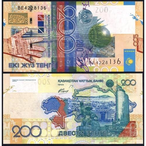 KAZAKHSTAN 200 Tenge 2006