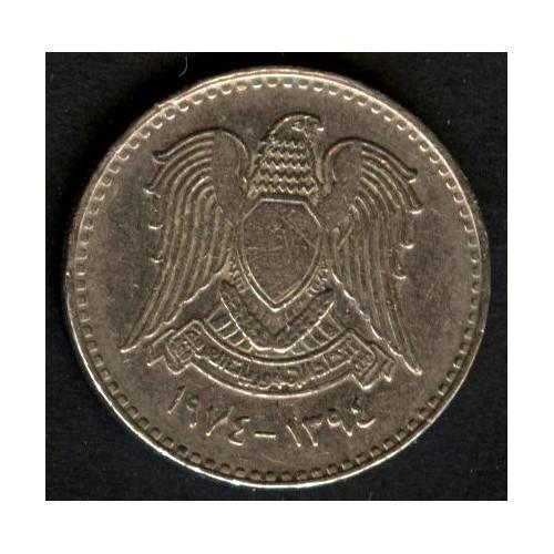 SYRIA 50 Piastres 1974
