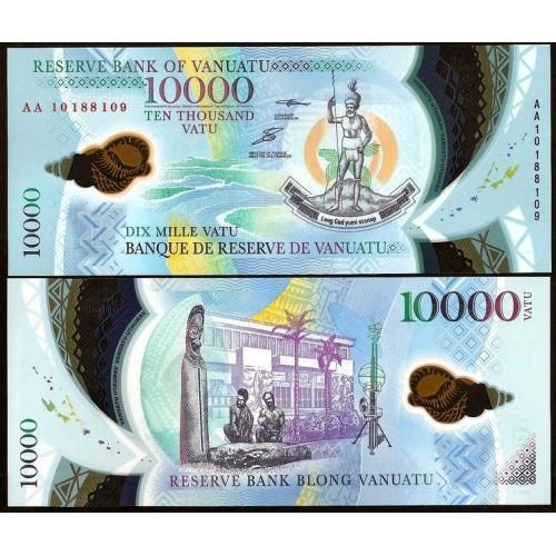 VANUATU 10.000 Vatu 2010...