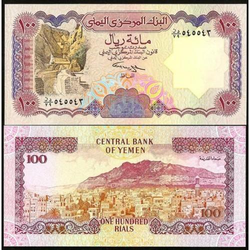 YEMEN ARAB REPUBLIC 100...