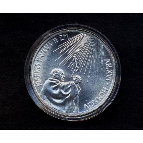 VATICANO 500 Lire 1994 AG...