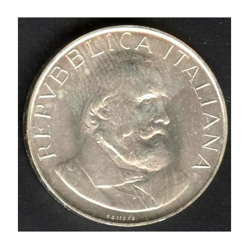 500 LIRE 1982 GARIBALDI