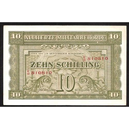 AUSTRIA 10 Schilling 1944
