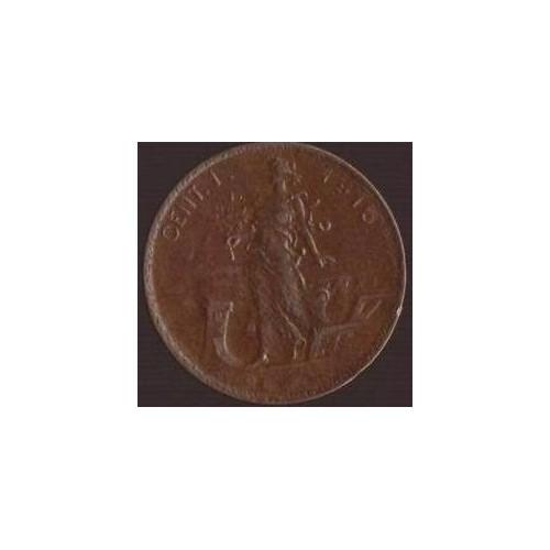 1 Centesimo 1916