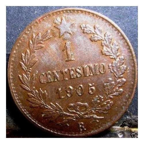1 Centesimo 1905