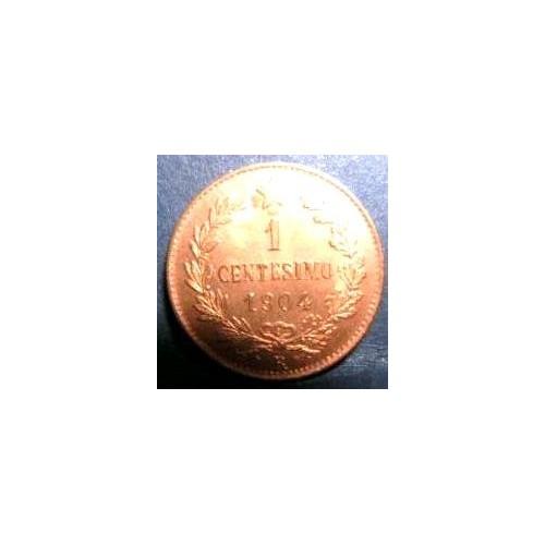 1 Centesimo 1904