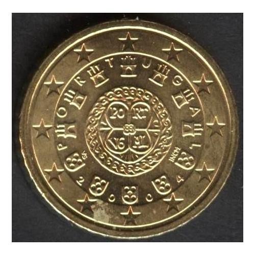 PORTUGAL 50 Euro Cent 2004