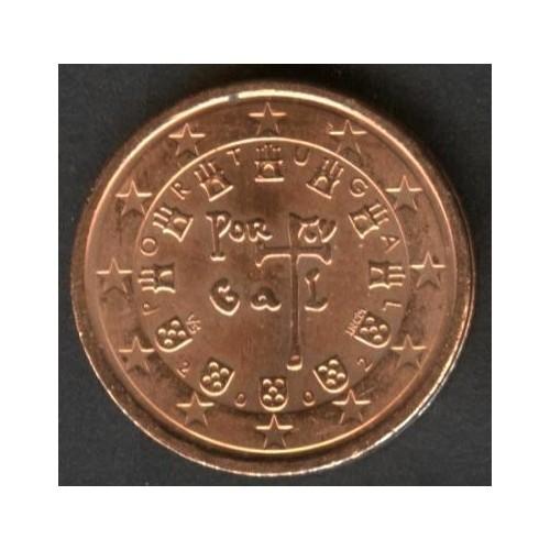 PORTUGAL 2 Euro Cent 2002