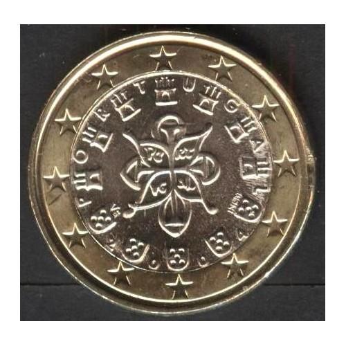 PORTUGAL 1 Euro 2004