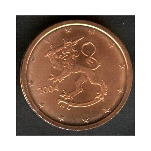 FINLAND 2 Euro Cent 2004