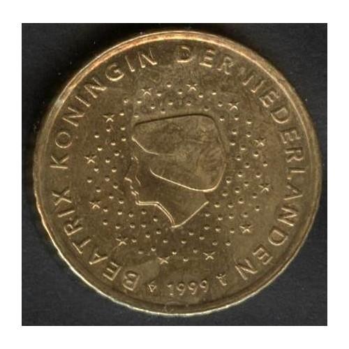 NETHERLANDS 50 Euro Cent 1999