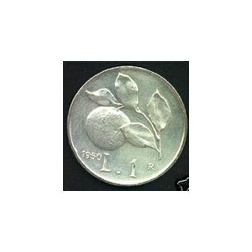 1 Lira 1950