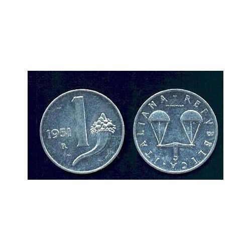 1 Lira 1951