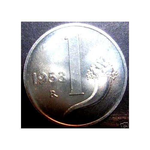 1 Lira 1953