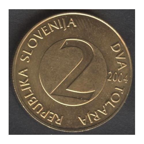 SLOVENIA 2 Tolarja 2004