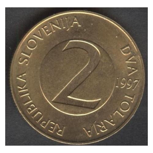 SLOVENIA 2 Tolarja 1997