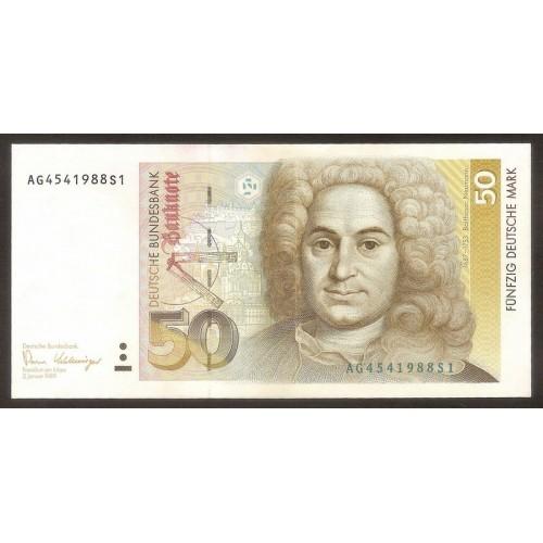 GERMANY FEDERAL REPUBLIC 50...