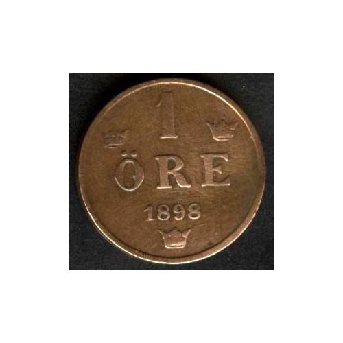 SWEDEN 1 Ore 1898