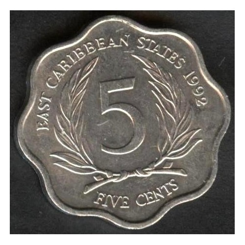 EAST CARIBBEAN STATES 5...