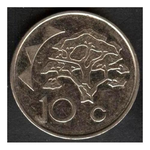 NAMIBIA 10 Cents 1993