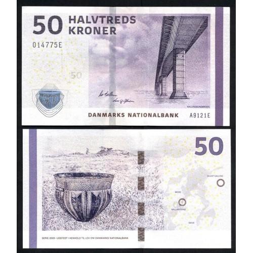 DENMARK 50 Kroner 2012