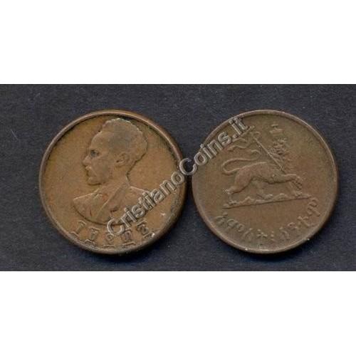 ETHIOPIA 5 Cents EE1936...