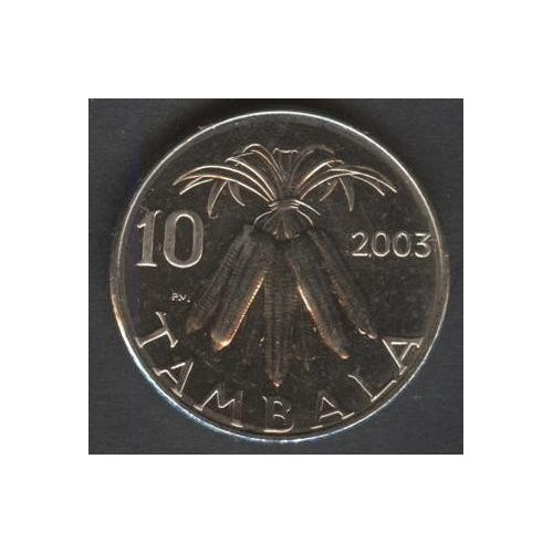 MALAWI 10 Tambala 2003