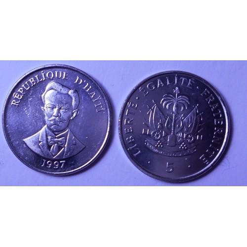 HAITI 5 Centimes 1997