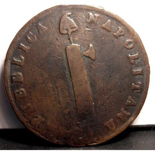REPUBBLICA NAPOLETANA 1799...