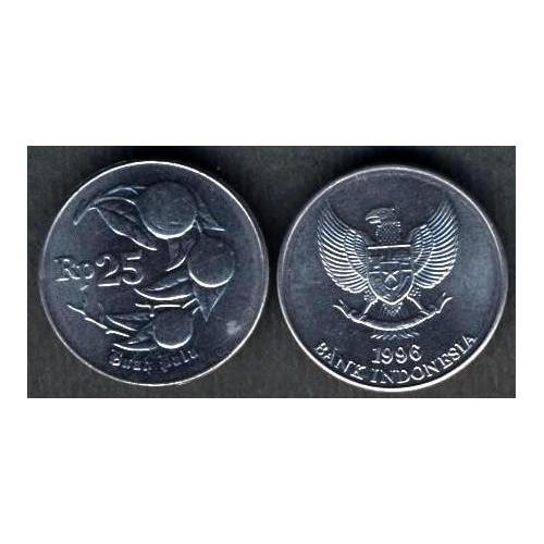 INDONESIA 25 Rupiah 1996