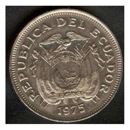ECUADOR 1 Sucre 1975