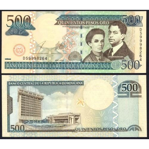 DOMINICAN REPUBLIC 500...