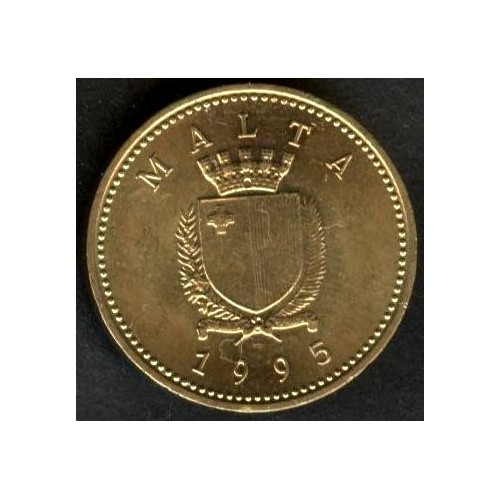 MALTA 1 Cent 1995