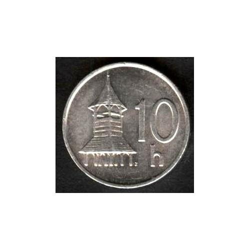 SLOVAKIA 10 Halierov 2000