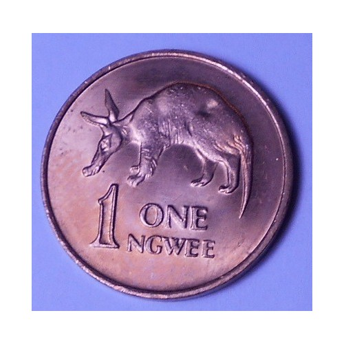 ZAMBIA 1 Ngwee 1983
