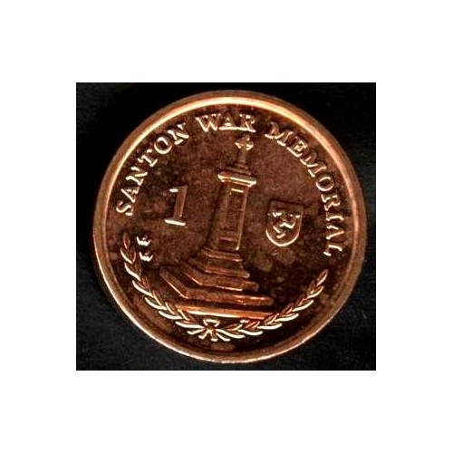 ISLE OF MAN 1 Penny 2009
