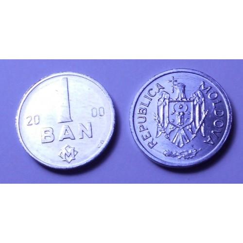 MOLDOVA 1 Ban 2000