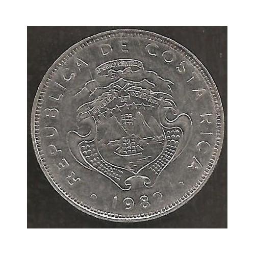 COSTA RICA 50 Centimos 1982