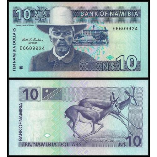 NAMIBIA 10 Dollars 1993