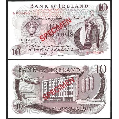 IRELAND NORTHERN 10 Pounds...