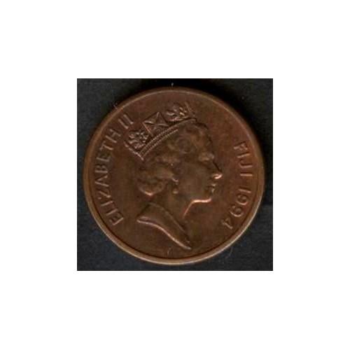 FIJI 1 Cent 1994