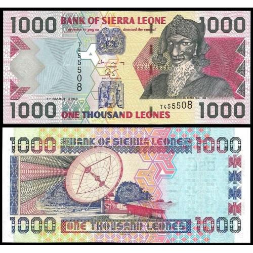 SIERRA LEONE 1000 Leones 2003