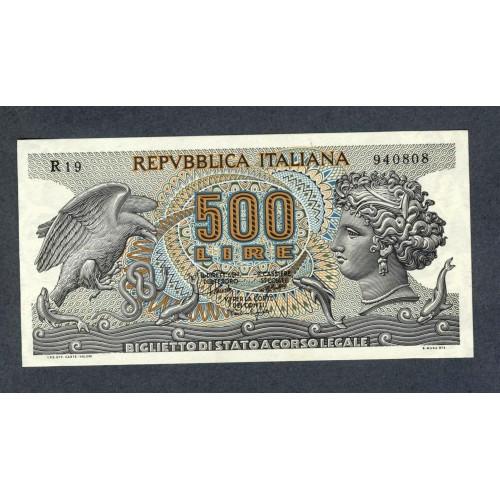 500 Lire ARETUSA 1967