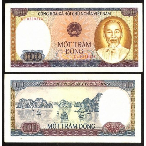 VIET NAM 100 Dong 1980