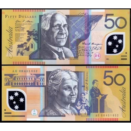 AUSTRALIA 50 Dollars 2008...