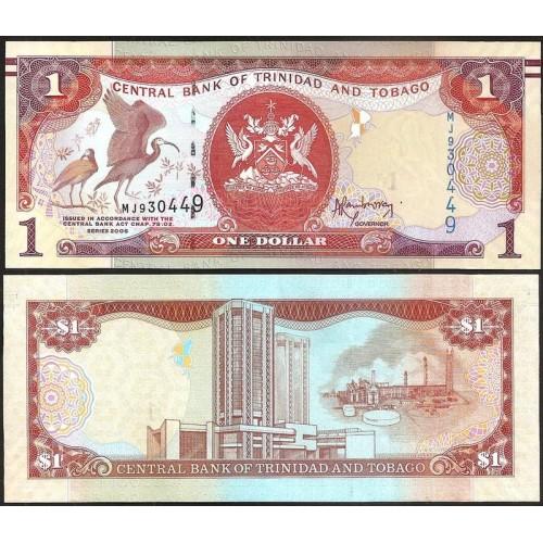 TRINIDAD & TOBAGO 1 Dollar...